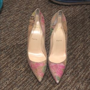Lightly Worn Christian Louboutin